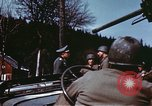 Image of German soldiers Tannenbergsthal Germany, 1945, second 36 stock footage video 65675073094