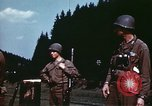 Image of German soldiers Tannenbergsthal Germany, 1945, second 39 stock footage video 65675073094