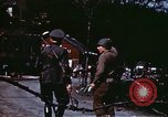 Image of German soldiers Tannenbergsthal Germany, 1945, second 41 stock footage video 65675073094