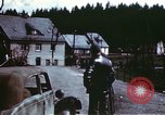 Image of German soldiers Tannenbergsthal Germany, 1945, second 61 stock footage video 65675073094