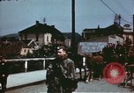 Image of German troops return home at end of World War 2 Germany, 1945, second 13 stock footage video 65675073095