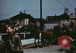Image of German troops return home at end of World War 2 Germany, 1945, second 14 stock footage video 65675073095