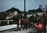 Image of German troops return home at end of World War 2 Germany, 1945, second 15 stock footage video 65675073095
