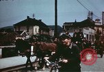 Image of German troops return home at end of World War 2 Germany, 1945, second 16 stock footage video 65675073095