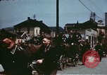 Image of German troops return home at end of World War 2 Germany, 1945, second 17 stock footage video 65675073095
