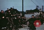 Image of German troops return home at end of World War 2 Germany, 1945, second 22 stock footage video 65675073095