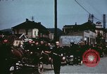 Image of German troops return home at end of World War 2 Germany, 1945, second 24 stock footage video 65675073095