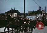 Image of German troops return home at end of World War 2 Germany, 1945, second 29 stock footage video 65675073095