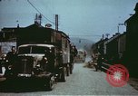 Image of German troops return home at end of World War 2 Germany, 1945, second 32 stock footage video 65675073095