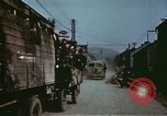 Image of German troops return home at end of World War 2 Germany, 1945, second 33 stock footage video 65675073095