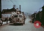 Image of German troops return home at end of World War 2 Germany, 1945, second 36 stock footage video 65675073095