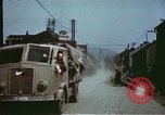 Image of German troops return home at end of World War 2 Germany, 1945, second 37 stock footage video 65675073095
