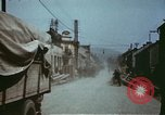 Image of German troops return home at end of World War 2 Germany, 1945, second 38 stock footage video 65675073095