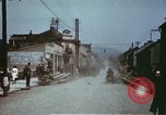 Image of German troops return home at end of World War 2 Germany, 1945, second 39 stock footage video 65675073095