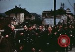 Image of German troops return home at end of World War 2 Germany, 1945, second 41 stock footage video 65675073095