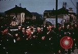 Image of German troops return home at end of World War 2 Germany, 1945, second 42 stock footage video 65675073095