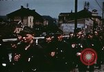 Image of German troops return home at end of World War 2 Germany, 1945, second 43 stock footage video 65675073095