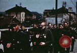 Image of German troops return home at end of World War 2 Germany, 1945, second 44 stock footage video 65675073095
