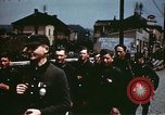 Image of German troops return home at end of World War 2 Germany, 1945, second 45 stock footage video 65675073095