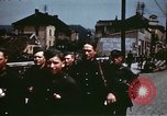 Image of German troops return home at end of World War 2 Germany, 1945, second 46 stock footage video 65675073095