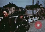 Image of German troops return home at end of World War 2 Germany, 1945, second 47 stock footage video 65675073095