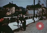 Image of German troops return home at end of World War 2 Germany, 1945, second 48 stock footage video 65675073095