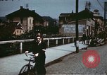 Image of German troops return home at end of World War 2 Germany, 1945, second 49 stock footage video 65675073095