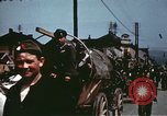 Image of German troops return home at end of World War 2 Germany, 1945, second 54 stock footage video 65675073095