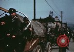 Image of German troops return home at end of World War 2 Germany, 1945, second 55 stock footage video 65675073095