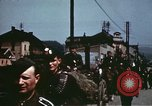 Image of German troops return home at end of World War 2 Germany, 1945, second 59 stock footage video 65675073095