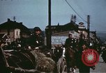 Image of German troops return home at end of World War 2 Germany, 1945, second 60 stock footage video 65675073095
