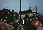 Image of German troops return home at end of World War 2 Germany, 1945, second 61 stock footage video 65675073095