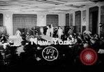 Image of Junior Miss America contest New York United States USA, 1954, second 7 stock footage video 65675073123