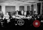 Image of Junior Miss America contest New York United States USA, 1954, second 8 stock footage video 65675073123