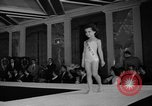 Image of Junior Miss America contest New York United States USA, 1954, second 20 stock footage video 65675073123