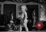 Image of Junior Miss America contest New York United States USA, 1954, second 24 stock footage video 65675073123