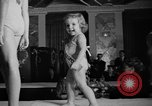 Image of Junior Miss America contest New York United States USA, 1954, second 25 stock footage video 65675073123