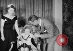 Image of Junior Miss America contest New York United States USA, 1954, second 38 stock footage video 65675073123
