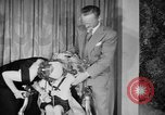 Image of Junior Miss America contest New York United States USA, 1954, second 40 stock footage video 65675073123