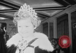 Image of Junior Miss America contest New York United States USA, 1954, second 42 stock footage video 65675073123