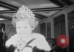 Image of Junior Miss America contest New York United States USA, 1954, second 43 stock footage video 65675073123