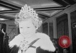 Image of Junior Miss America contest New York United States USA, 1954, second 44 stock footage video 65675073123