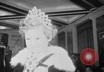 Image of Junior Miss America contest New York United States USA, 1954, second 45 stock footage video 65675073123