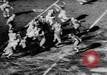 Image of 49ers versus Lions San Francisco California USA, 1957, second 31 stock footage video 65675073135