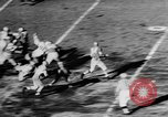 Image of 49ers versus Lions San Francisco California USA, 1957, second 32 stock footage video 65675073135