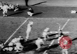Image of 49ers versus Lions San Francisco California USA, 1957, second 34 stock footage video 65675073135