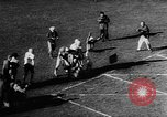 Image of 49ers versus Lions San Francisco California USA, 1957, second 38 stock footage video 65675073135