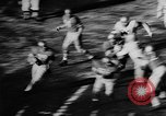 Image of 49ers versus Lions San Francisco California USA, 1957, second 46 stock footage video 65675073135