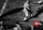 Image of 49ers versus Lions San Francisco California USA, 1957, second 50 stock footage video 65675073135