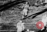Image of 49ers versus Lions San Francisco California USA, 1957, second 53 stock footage video 65675073135